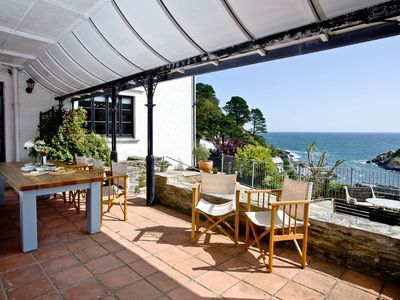 Photo for 4 bedroom accommodation in Polperro