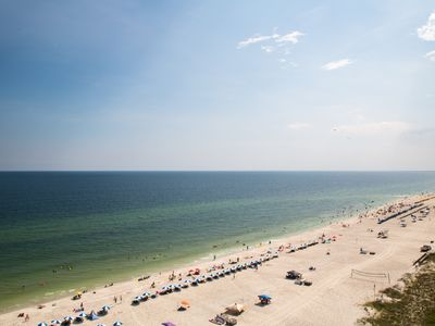 Photo for Tradewinds #1101 - East Corner 11th Floor Gulf Front Condo Amazing Views!