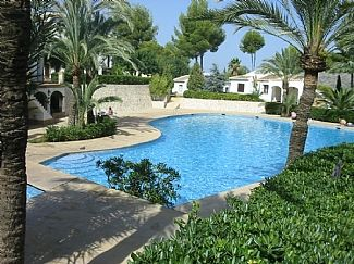 Photo for Detached 2 bedroom villa, own garden, on quiet exclusive development of La Sella