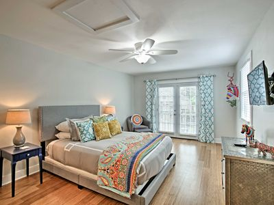 Photo for 2-Story New Orleans Guest House-Walk to Streetcar!