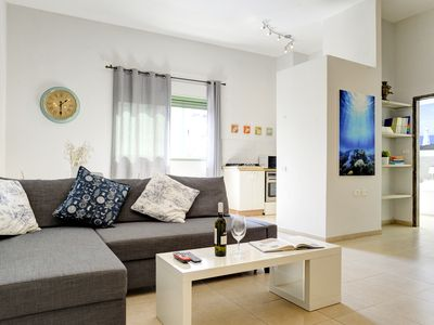 Photo for Sunny&Luxury - Sea view apartment!