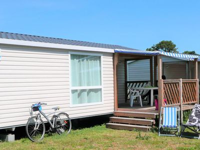 Photo for Camping L'Oasis & California **** - Large Comfort Cottage TV Clim 4 Rooms 6 People