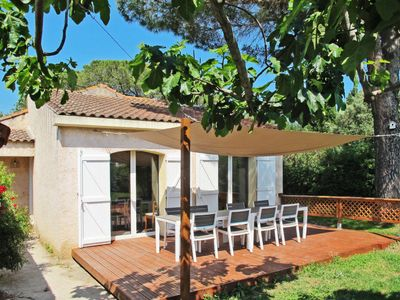 Photo for 4 bedroom Villa, sleeps 8 in Ayguade-Ceinturon with Air Con and WiFi