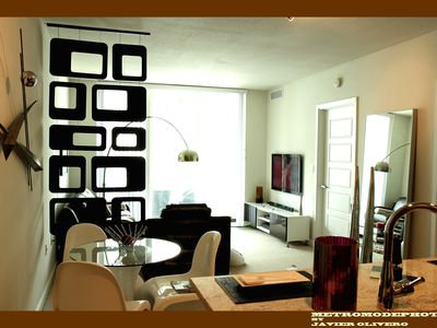 """Photo for Airbnb SUPERHOST! (1000+ 5-STAR Ratings)  """"Modern-Trendy-Condo -Channelside"""""""
