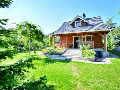 Photo for holiday home, Oswino  in Pommersche Seenplatte - 7 persons, 2 bedrooms