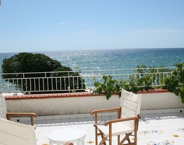Photo for 3 bedroom Villa, sleeps 6 in Castellammare di Velia with Air Con and WiFi