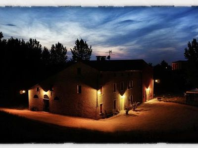 Photo for Agriturismo (apartment) Corte Stellata for 2 people