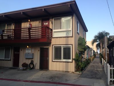 Photo for Charming Condo Steps From Bay Or Ocean Beaches And Boardwalk