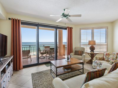 Photo for 603E - Kick back in this inviting 2BR Beachfront Condo!