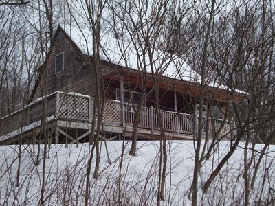 Quiet Cabin 20 minutes from Elk Mountain/Easy Drive from Philly and NYC