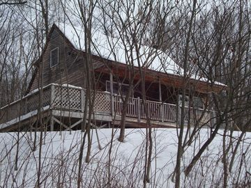 Quiet Cabin in NE PA near Elk Mountain/Easy Drive from Philly and New York City