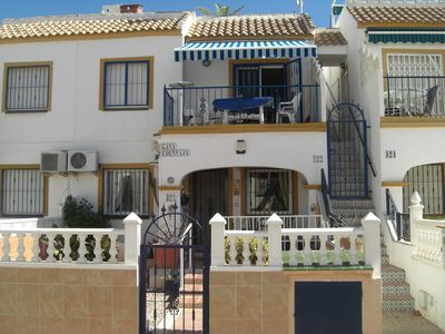 Photo for Holiday apartment Orihuela-Costa for 4 - 5 persons with 2 bedrooms - Holiday apartment