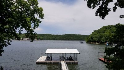 Photo for 3 Bed/3 Bath  - Lakefront w/private dock