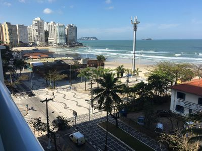 Photo for Large apt in Pitangueiras with ocean views!