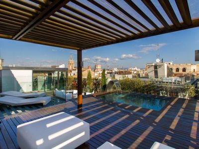 Photo for Attic Plaza Reina I Valencia | Apartment