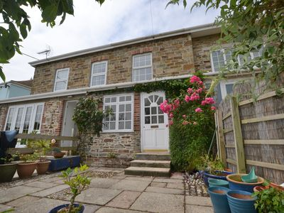 Photo for Traditional cottage tucked away yet still in the heart of the village