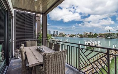 Photo for BRAND NEW Waterfront Townhouse for the Savvy Traveler - walk to the beach!