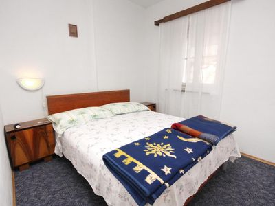 Photo for Two bedroom apartment with air-conditioning Zadar - Diklo (Zadar)