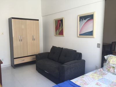 Photo for Copacabana - Studio Super Equipped - Perfect Location - Wi-fi (CP4)