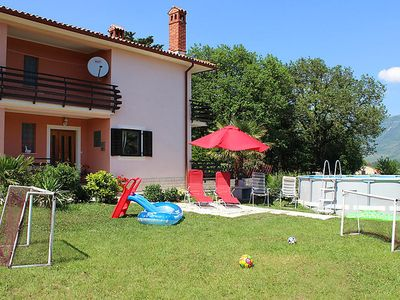 Photo for Apartment Đeni  in Kršan, Istria - 4 persons, 2 bedrooms