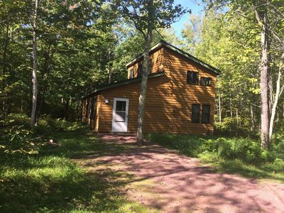 Photo for Cottage Nestled in the Woods on Madeline Island near Big Bay Town Park
