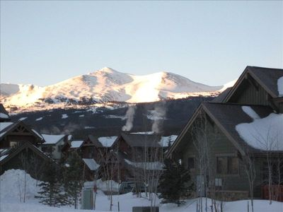 Photo for Premier Ski Home: Designer Furnished, Wi-Fi, Ski Slope Views