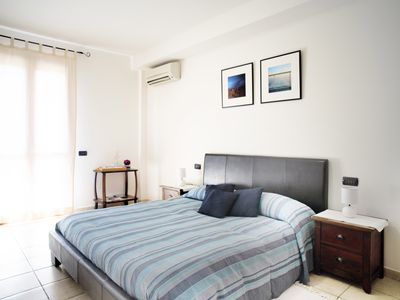 Photo for Bolina Rooms is a ground floor house with garden in a modern building.