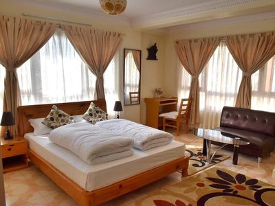 Photo for Deluxe Suite Room with Private Terrace