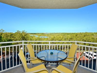 Photo for Sunrise Suites condo w/ views features shared pool & hot tub - dogs welcome!