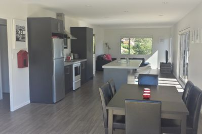 Open plan living - Dining, kitchen andamp; lounge