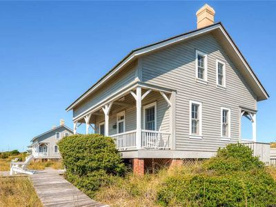 Photo for Captain Charlie's II - A traditional, historic cottage offering panoramic views of the ocean.