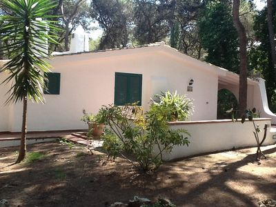 Photo for Elegant villa surrounded by greenery. 2 18-hole golf courses. Private beach