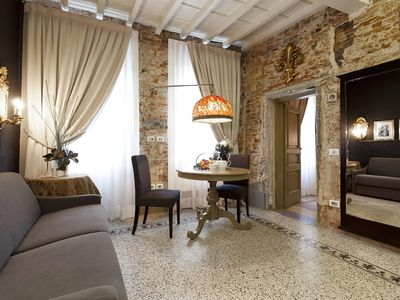 Photo for Agave apartment in Santa Maria Novella with WiFi & air conditioning.