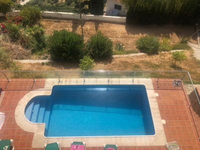 Photo for Large, secluded, self-contained Villa in Frigiliana, Nerja, Private pool