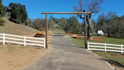 Photo for Beautiful, brand new manufactured home on the south shore of Lake Nacimiento.