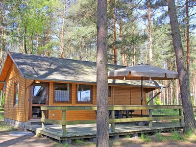 Photo for SEE 7765 - Bungalow 2 - Holiday homes directly on the lake village Zechlin SEE 7760