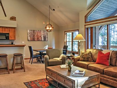 Photo for Updated Breck Condo w/Jacuzzi Access: Walk to Lift