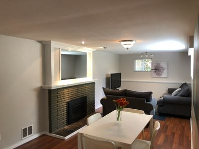 Photo for Priceless and Perfect Garden Suite Central Lonsdale
