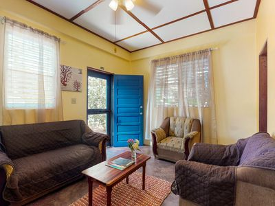 Photo for Homey house in the heart of town with water views and great sunsets
