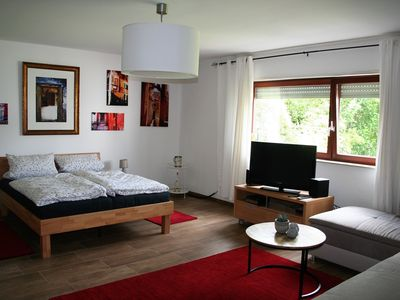 Photo for Holiday apartment Oberotterbach for 1 - 4 persons with 1 bedroom - Holiday apartment