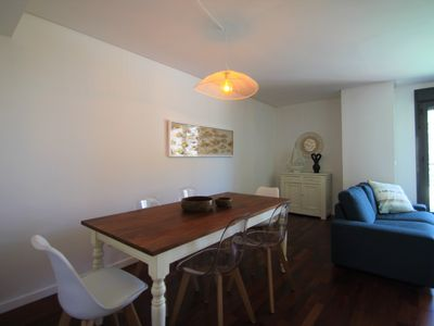 Photo for Apartment with pool and parking in Residencial San Juan Playa