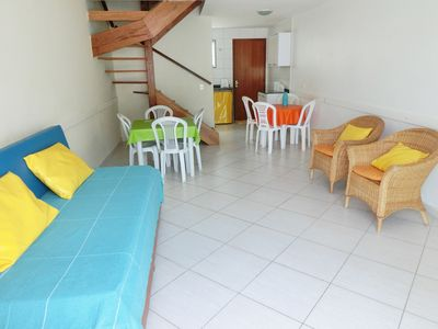 Photo for Duplex house 500 meters from the beach Peró in Cabo Frio with WIFI
