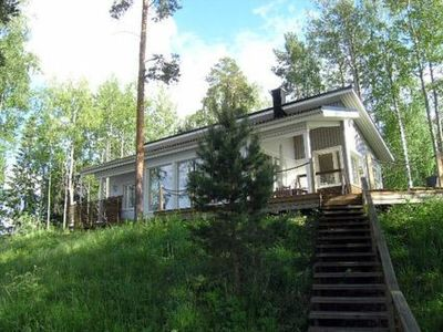 Photo for Vacation home Harjunniemi in Mänttä-Vilppula - 7 persons, 3 bedrooms
