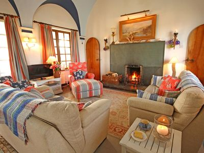 Photo for BORTH ARIAN, pet friendly, with open fire in Rhoscolyn, Ref 1008731