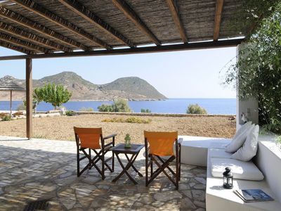 Photo for Dream of Neda welcomes you in Patmos island - Two Bedroom Villa, Sleeps 4