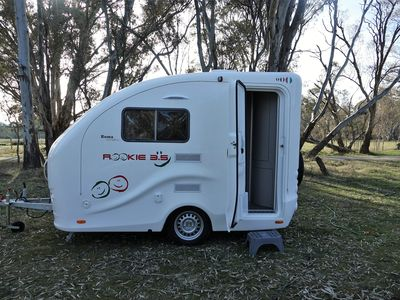 Photo for Cosy and Cute Caravan on site.