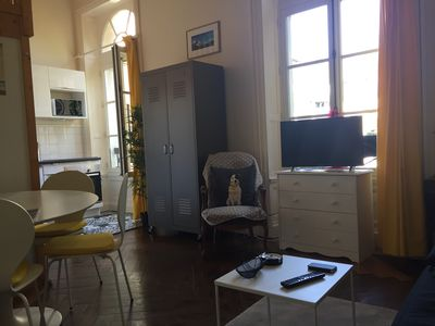 Photo for Charming Studio in the heart of St Servan