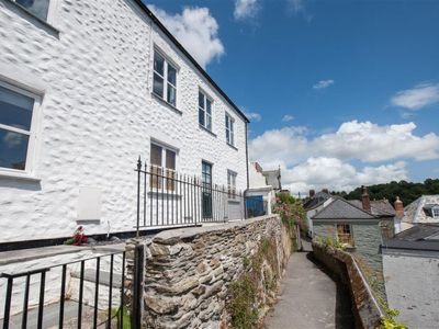 Photo for Vacation home Bull Hill  in Fowey, South - West - 4 persons, 2 bedrooms