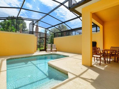 Photo for 7 MILES FROM DISNEY, GATED RESORT COMMUNITY, FREE WIFI, LARGE FAMILY TOWN HOME!