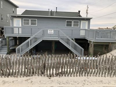 Photo for Oceanfront Oceanview Duplex on the Boardwalk (2 Units available)